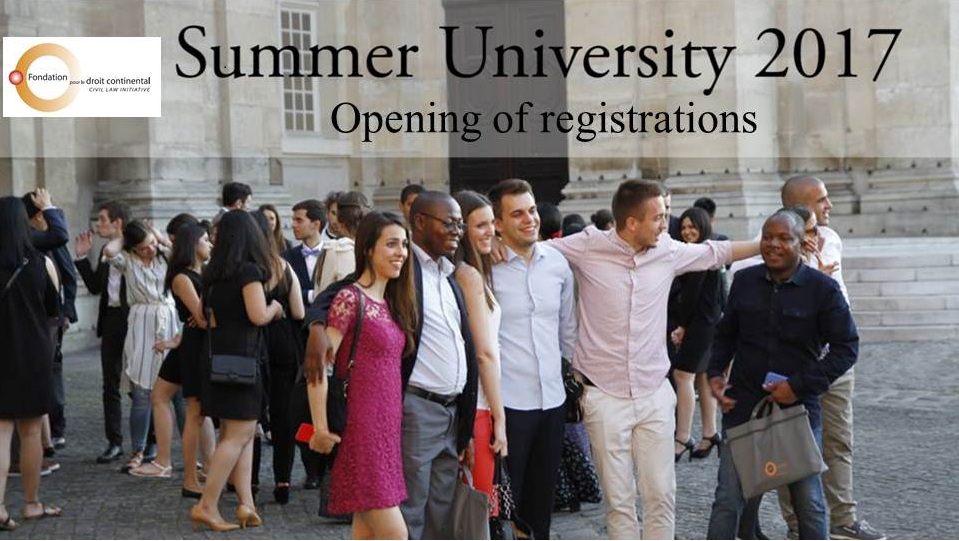 Summer University 2017
