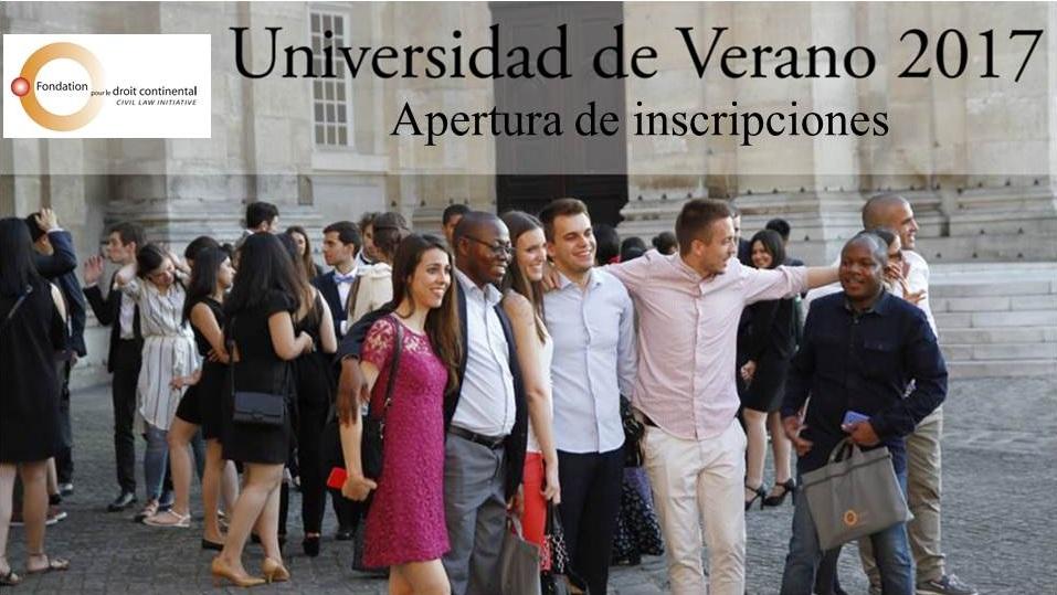 Universidad verano