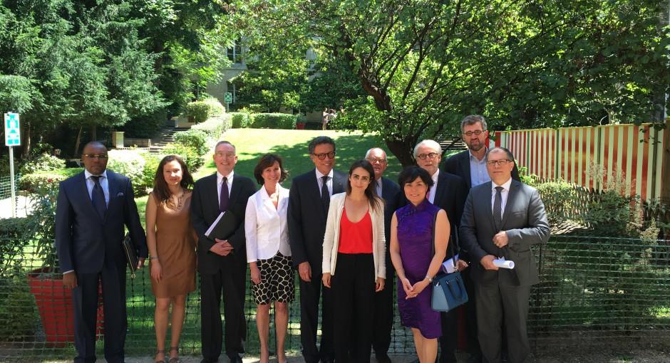 Conférence de presse 07.07.2016 – Ministère des Affaires étrangères et du Développement international
