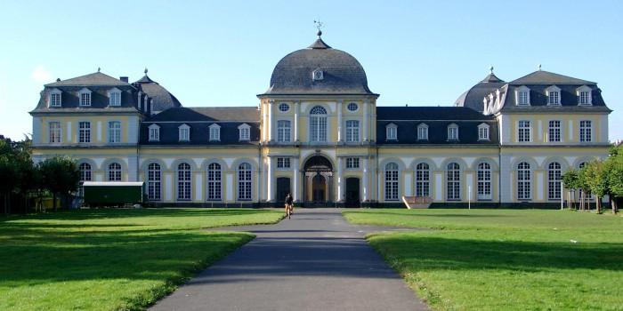 Présentation du projet de Code européen des affaires  au Château de Poppelsdorf à Bonn