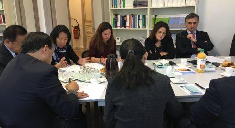 Retour sur la rencontre avec la China Law Society