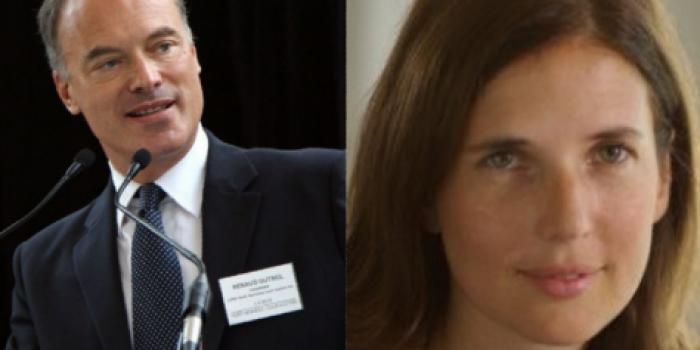 Renaud Dutreil devient le nouveau président de la Fondation et nomme Anne-Charlotte Gros en tant que directrice