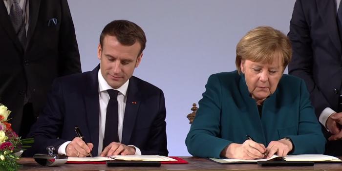 Traité d'Aix-la-Chapelle – Une étape décisive pour relancer l'Europe économique, un nouveau pas vers le Code européen des affaires