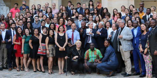 Participantes de la Universidad de Verano 2018