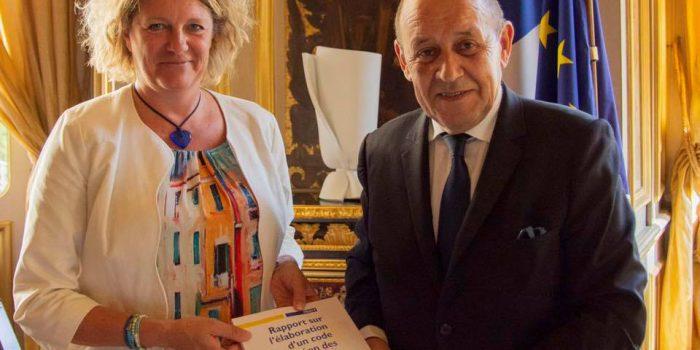 Rapport sur l'élaboration d'un Code Européen des Affaires: Il devient urgent d'harmoniser le droit des affaires  au niveau européen